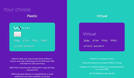 Wirex Screenshot 2