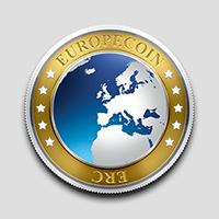 EuropeCoin Logo