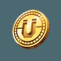 Level Up Coin Logo
