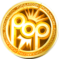 PopularCoin Logo