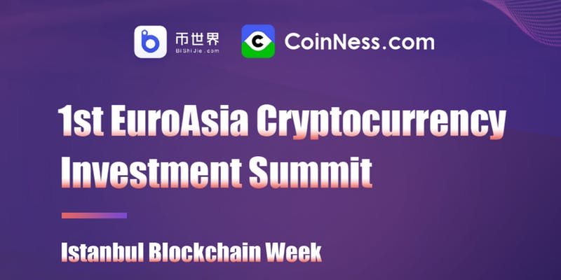 1st EuroAsia CryptoCurrency Investment Summit