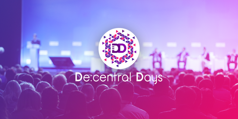 De:cental Days - DIGITAL ECONOMY CONVENTION