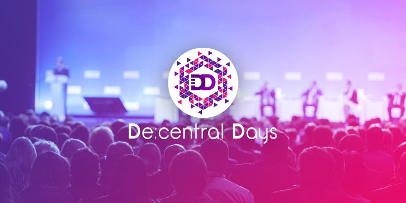 De:central Days - Digital Economy Convention