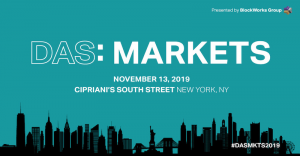 Digital Asset Summit: Markets 2019