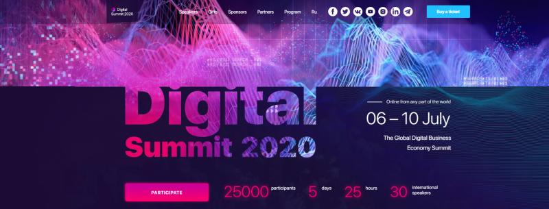 Digital Summit 2020