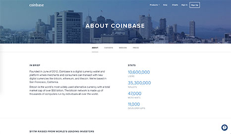 Coinbase Screenshot 2