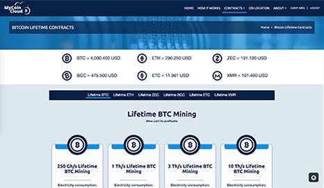 MyCoinCloud Screenshot 2