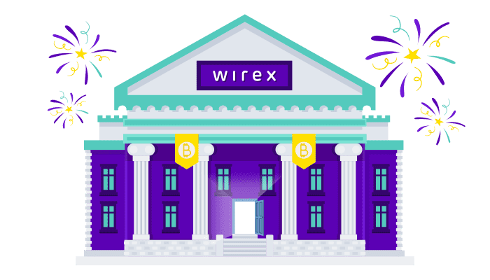 Wirex Back in Action