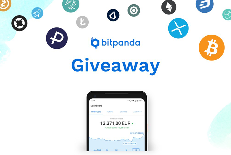 The Bitpanda Android App Giveaway