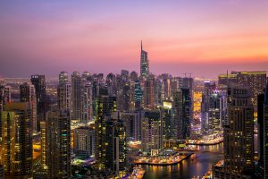 Dubai bet big on Blockchain