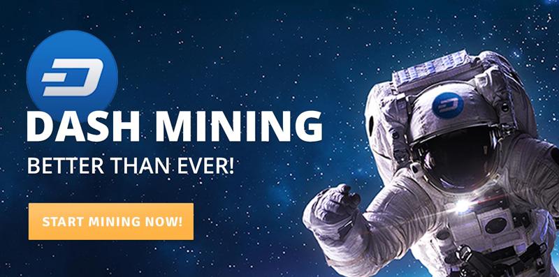 Dash Mining at Genesis Mining