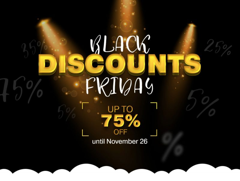 Hashflare Black Friday Sale