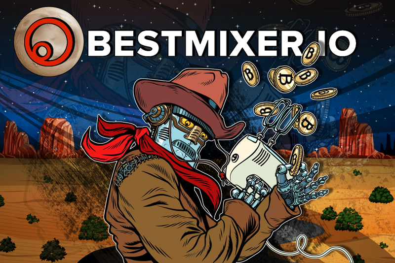 Bitcoin Blender BestMixer.io Proves That Competition Services Are Not Anonymous