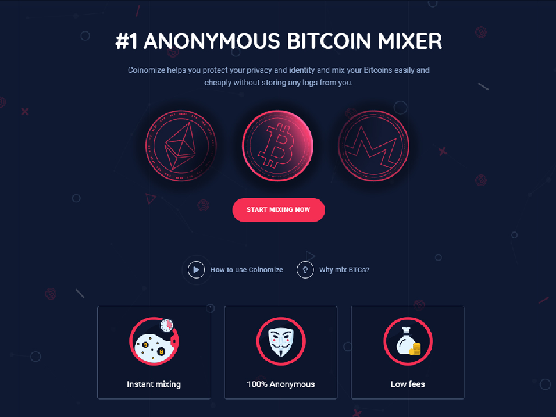 Coinomize Sets a Bitcoin Mixer First with New Mobile Application
