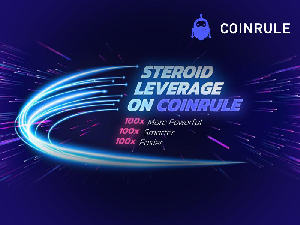 Coinrule to Launch The Next Big Thing After Flash Loans: Steroid Leverage