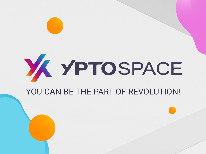 YPTOSPACE Becomes a Reality – Phase One of the ICO Begins!
