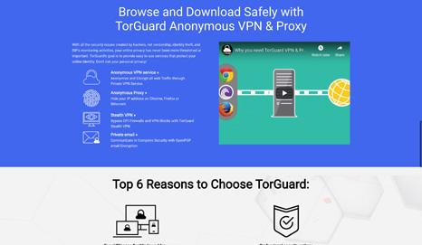 TorGuard Review | CryptoRival